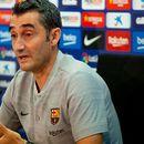 Валверде: Беше напнато уште од самиот почеток на тренерската функција во Барселона
