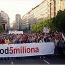 """Реакции во Србија по одлуката на """"1 од 5 милиони"""" да излезат на изборите"""