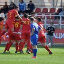 Македонската фудбалска репрезентација до 17 години на двомеч со БиХ