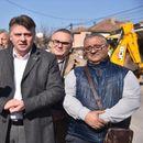 """Се реконструира втората фаза од улицата """"Индира Ганди"""" во Шуто Оризари"""