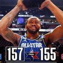 """НБА """"Ол-стар"""" натпреварот со осум отсто поголема гледаност од ланскиот"""