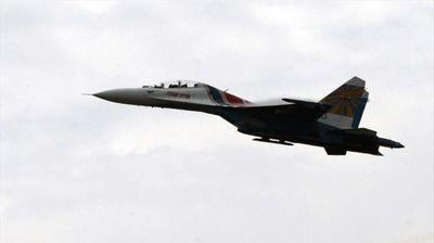 """Во Црно море се урна руски ловец """"Су-27"""""""