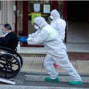 Една третина од смртните случаи во Шпанија се жители на старечки домови