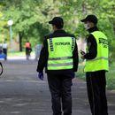 Кривична пријава против вработен во МВР, употребил физичка сила кон граѓанин кој не ги почитувал мерките за лична заштита
