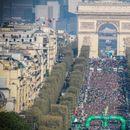 Парискиот маратон откажан поради пандемијата на коронавирус