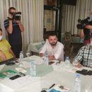 Димитровски: Го чекаме текстот од Владата за да произјасниме дали ќе ги прифатиме или нема да ги прифатиме новите мерки на Владата