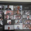 Николоски на видео конференција со претставниците на ЦДИ: Власта лошо ја менаџира корона кризата во Македонија
