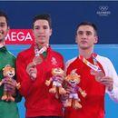 Две години од историскиот олимписки медал на МОИ на Весели