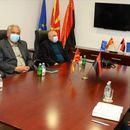 """Мицкоски оствари средба со претставниците на иницијативата """"Не отворам врата"""""""