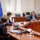 """Заев, Бочварски и Шилегов се сретнаа со менаџментот на """"Лидл"""""""