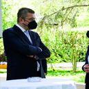 Мицкоски - Едштадлер: Благодарност до Австрија за принципиелната поддршка за Македонија на патот кон ЕУ