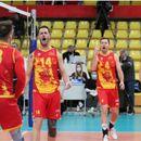 Македонските одбојкари и гостуваат на Србија во подготовките за Евролигата