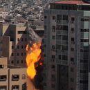 Израелската армија уништи зграда со канцеларии на АП и Ал Џезира во Газа