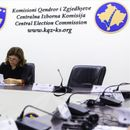 Османи ја разреши претседателката на ЦИК на Косово, Ваљдете Дака
