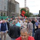 ВМРО-ДПМНЕ и денеска на протести побара Османи и Заев да кажат што преговараат со Бугарија