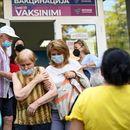 22% од целосно вакцинираните лица се заразиле со ковид во изминатиот месец и пол