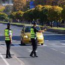 181 санкционирани возачи во Скопје, 61 за брзо возење, 30 под дејство на алкохол