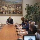 Радев се сретна со преставници на здруженија на Бугари од Макеоднија