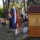 Традиционален словенечки пчеларник – подарок за Институтот за ориз во Кочани