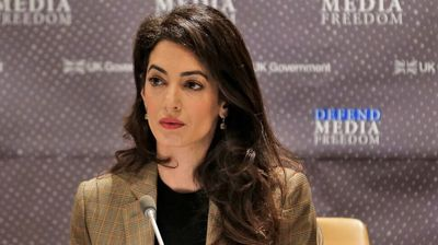 Yorgen Fenech tried to hire Amal Clooney to represent him in SLAPP suit