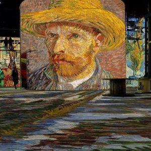 Една поинаква изложба на делата на Ван Гог