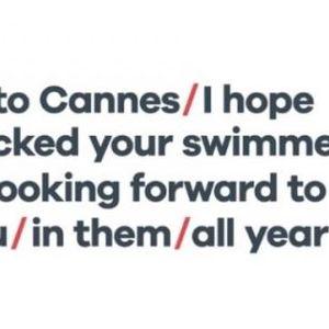 Учесниците на Cannes Lions пречекани со предупредувања за сексуално вознемирување