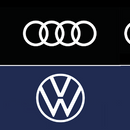 """Фолксваген и Ауди ги """"променија"""" логоата за време на пандемијата на корона вирусот"""