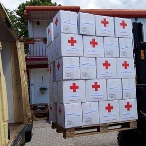 Започна дистрибуцијата на пакети за ранливи групи донирани од Империал Тобако ТКС Скопје