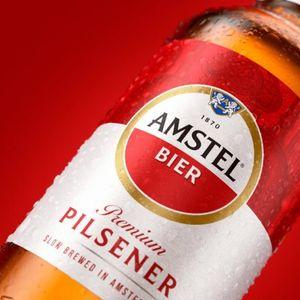 Amstel доби нов бренд идентитет