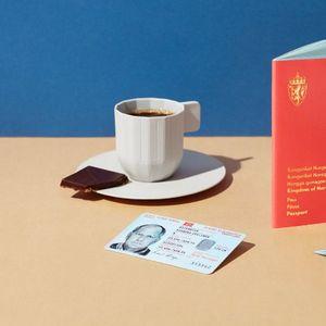 Новиот норвешки пасош е дизајнерско ремек-дело