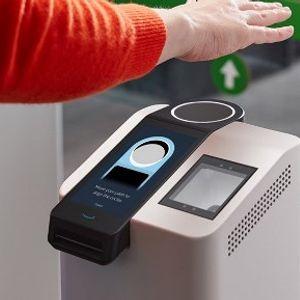 Во продавниците на Амазон ќе се користи дланката како средство за плаќање