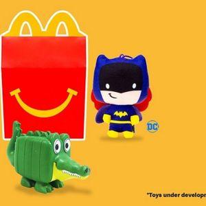 McDonald's ги преработува своите Happy Meal играчки
