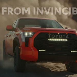 Драматична реклама за новата Toyota Tundra