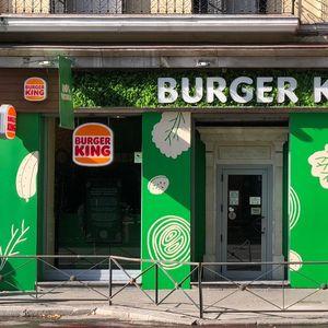 "Burger King го отвори ""Vurger King"" – својот прв вегетаријански ресторан"