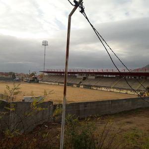 """Јованоски: """"На есен ќе гледаме фудбал на новиот стадион"""" – Состојбата на терен сепак различна?"""