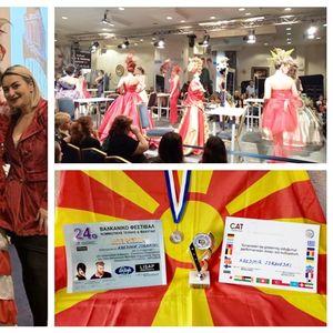 """Прилепски фризер и """"Тим Македонија"""" направија бум во Солун и собраа грст награди, признанија и пофалби"""