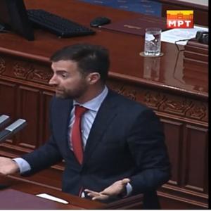 """""""Мисовски по цел ден """"киснел"""" во штабот на ВМРО-ДПМНЕ?"""""""