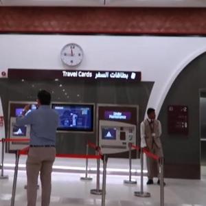 Не е вселенска станица, тоа е катарското метро: Архитектонско чудо на векот
