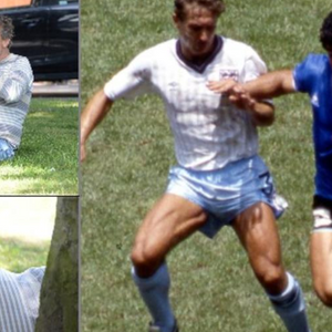 Го чуваше Марадона, имаше милиони, па стана бездомник: Фудбалската легенда се бори за живот