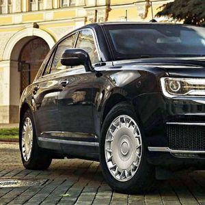 Со ваква машина се вози рускиот претседател Путин: Вреди цело богатство, а крева 100-ка за само неколку секунди