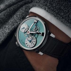 Ниту е син, ниту е зелен: Новиот Паладиум часовник