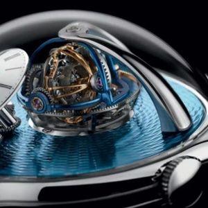 Најлуд механизам: Новиот најубав часовник на светот