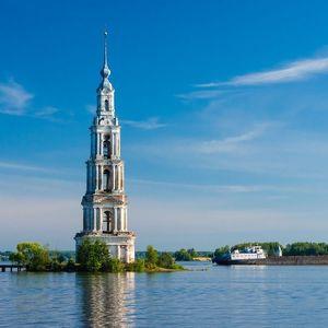 """Руска Атлантида: Необичен град кој со години """"спие"""" под вода"""