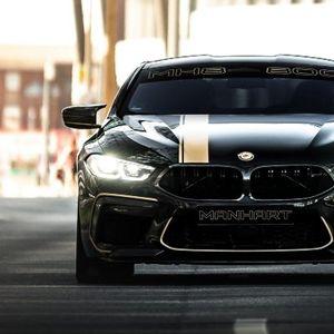 MANHART го претстави најбрзиот BMW M8 до сега
