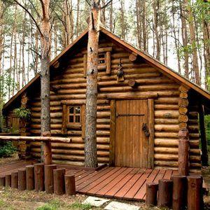 Дрвена куќа која се монтира во рок од 24 часа: Викендица за вистинско уживање и релаксација!