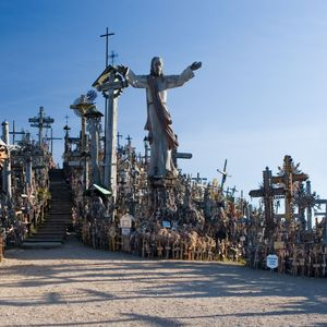Ридот на крстовите - место кое ќе ве наежи