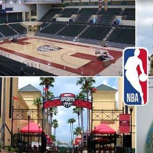 Следниот месец ќе се игра завршницата во НБА лигата: Дизниленд ќе ги угости кошаркарите