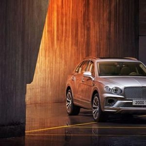 Без конкуренција: 2021 BENTLEY BENTAYGA