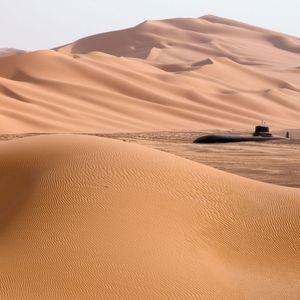 Подморница во пустина???