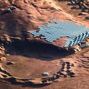 Погледнете како ќе изгледа главниот град на првата населба на Марс